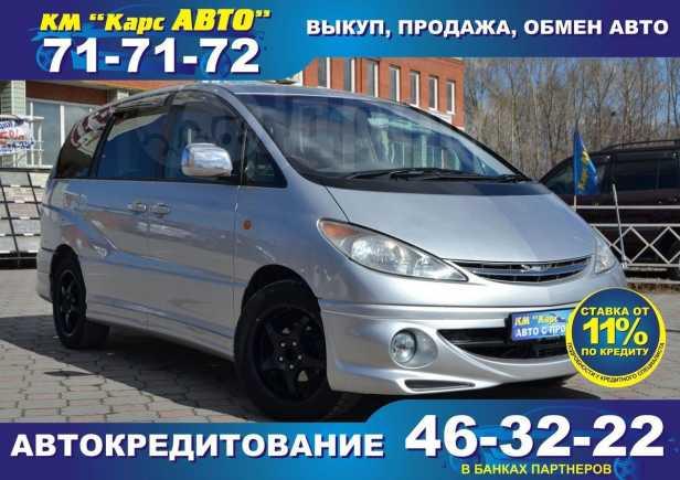 Toyota Estima, 2001 год, 510 000 руб.