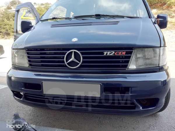 Mercedes-Benz Vito, 2003 год, 550 000 руб.