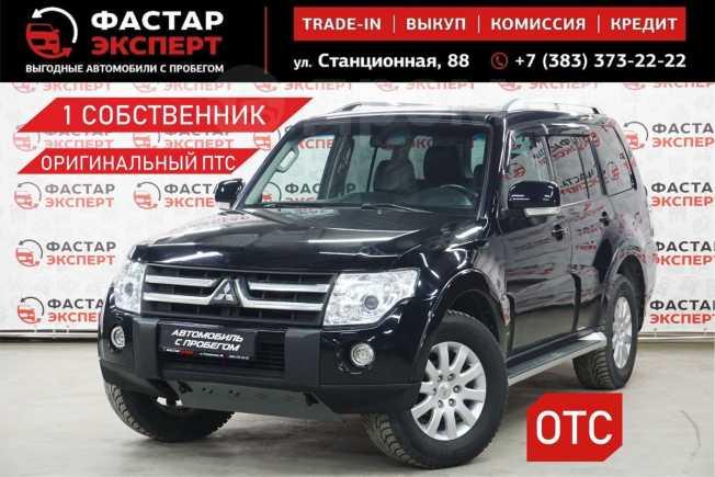 Mitsubishi Pajero, 2011 год, 1 099 000 руб.
