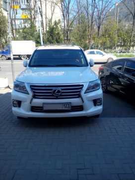 Краснодар LX570 2013