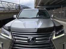 Владивосток LX450d 2018
