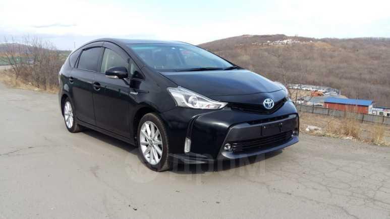 Toyota Prius a, 2016 год, 999 000 руб.