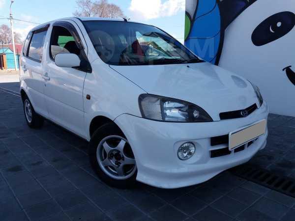 Daihatsu YRV, 2000 год, 185 000 руб.
