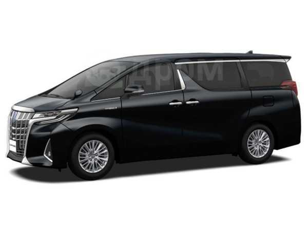 Toyota Alphard, 2019 год, 5 118 000 руб.