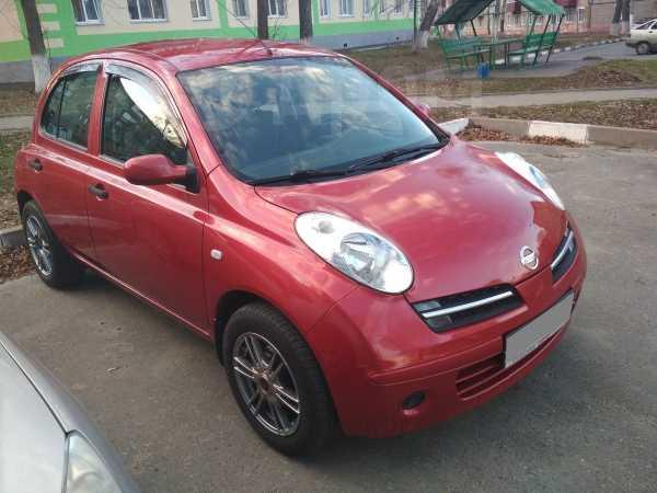 Nissan Micra, 2006 год, 266 000 руб.