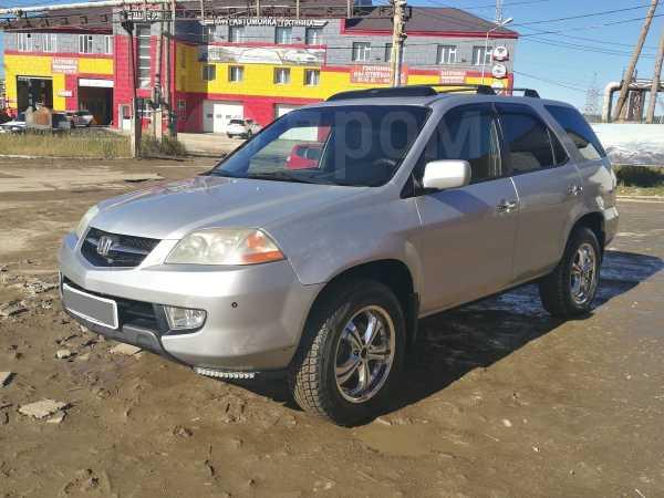 Acura MDX, 2002 год, 440 000 руб.