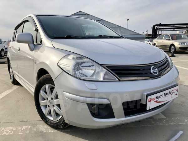 Nissan Tiida, 2010 год, 468 000 руб.