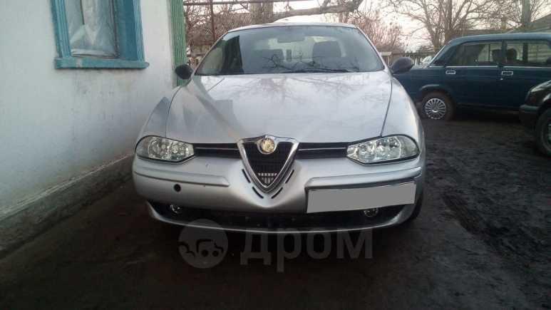Alfa Romeo 156, 2000 год, 156 000 руб.