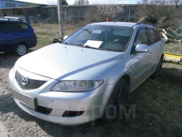 Mazda Mazda6, 2002 год, 270 000 руб.