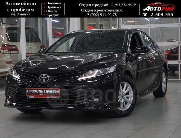 Toyota Camry, 2018 год, 1 677 000 руб.