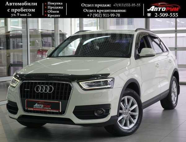 Audi Q3, 2013 год, 1 097 000 руб.