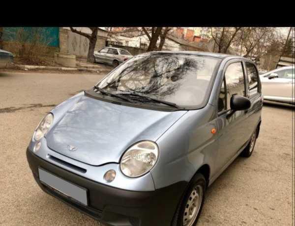 Daewoo Matiz, 2013 год, 165 000 руб.