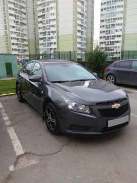 Екатеринбург Cruze 2012