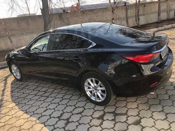 Mazda Mazda6, 2016 год, 1 300 000 руб.