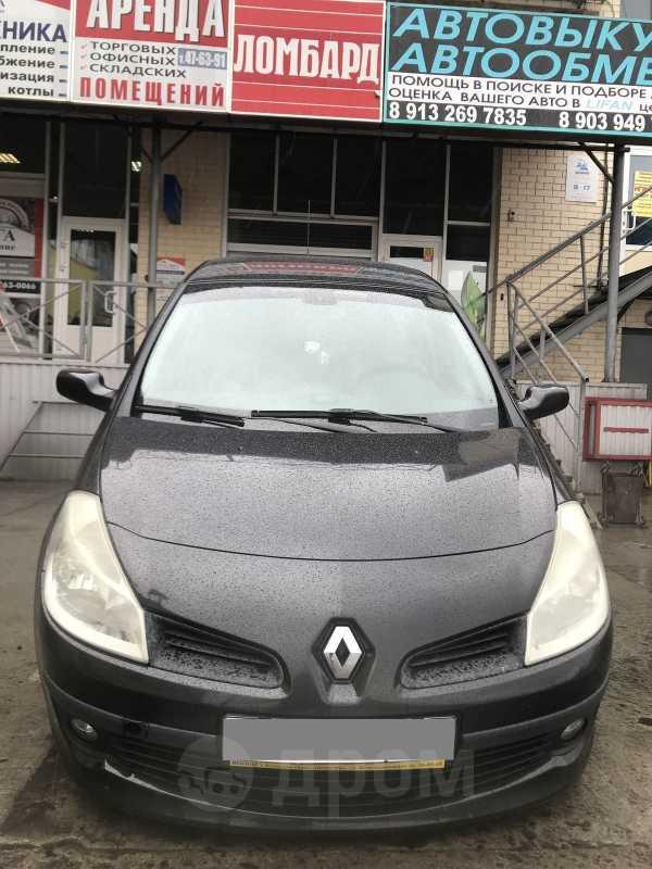 Renault Clio, 2008 год, 349 000 руб.