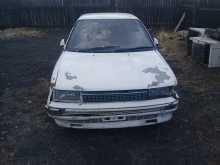 Новокручининский Corolla 1987