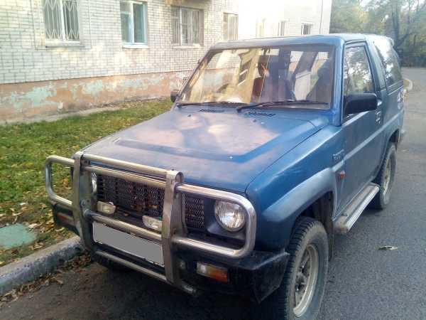 Daihatsu Rocky, 1991 год, 180 000 руб.
