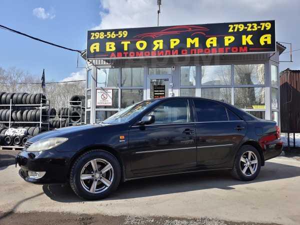 Toyota Camry, 2005 год, 369 000 руб.