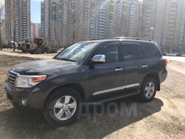 Toyota Land Cruiser, 2012 год, 2 150 000 руб.