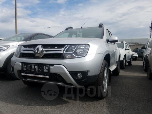 Renault Duster, 2018 год, 839 990 руб.