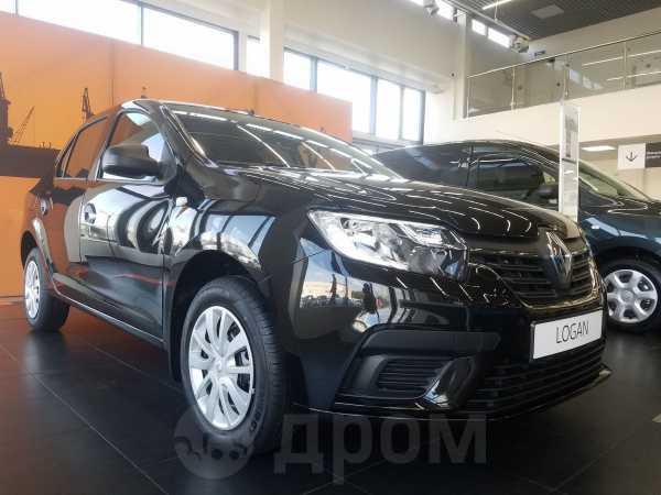 Renault Logan, 2018 год, 607 990 руб.