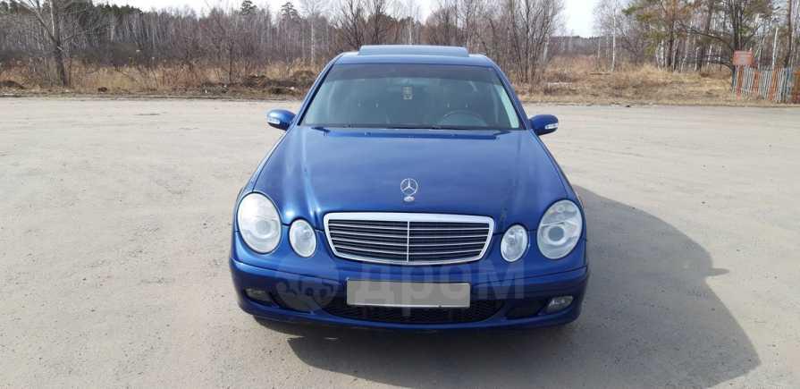 Mercedes-Benz E-Class, 2005 год, 410 000 руб.