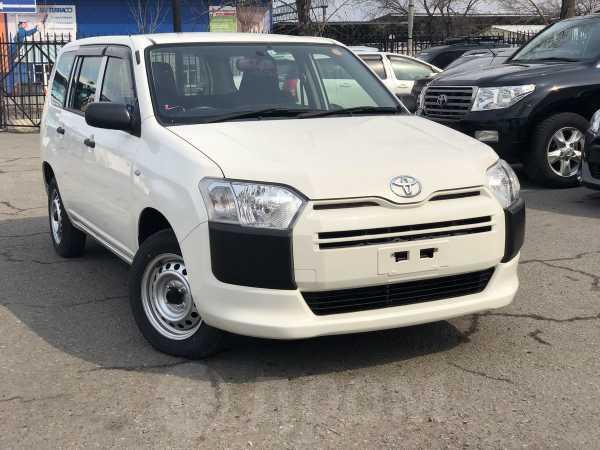 Toyota Probox, 2015 год, 589 000 руб.