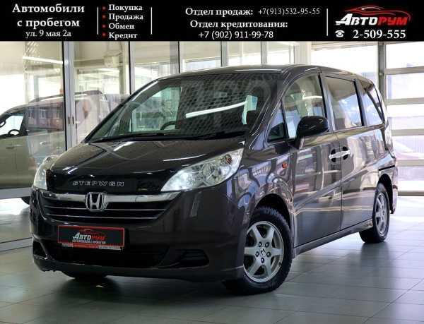 Honda Stepwgn, 2007 год, 697 000 руб.