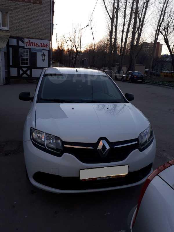 Renault Logan, 2017 год, 565 000 руб.