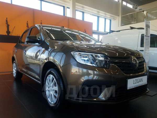 Renault Logan, 2019 год, 571 636 руб.