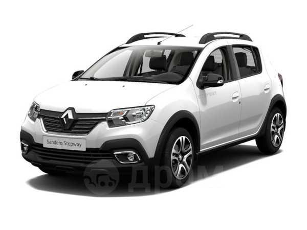 Renault Sandero Stepway, 2019 год, 814 990 руб.