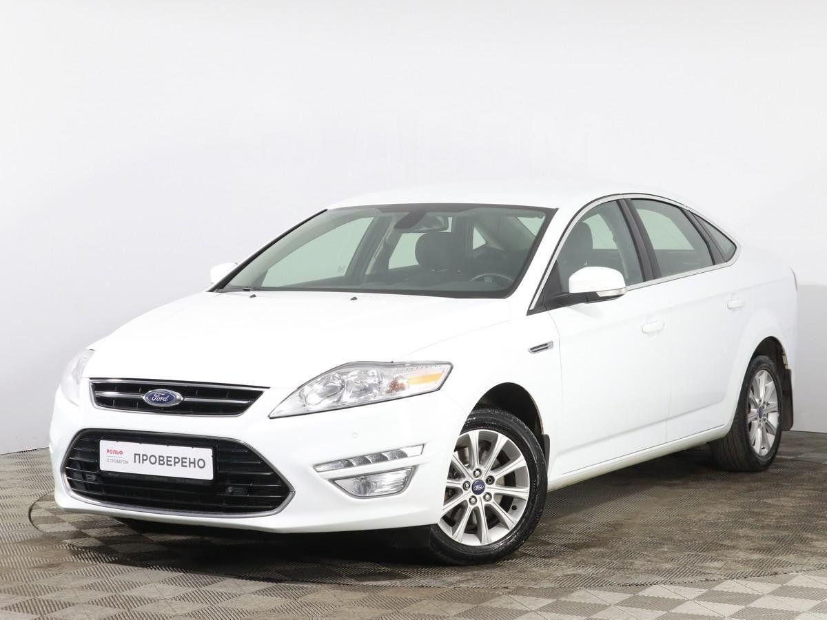 форд мондео цена 2014