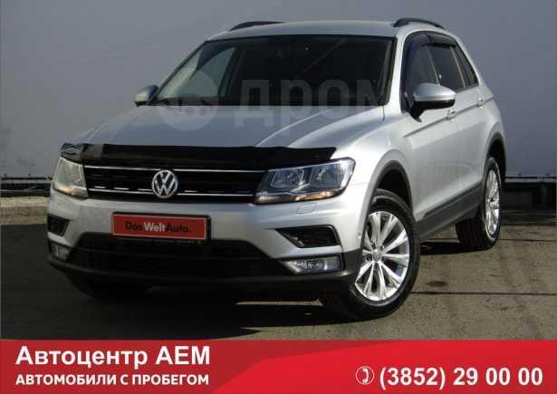 Volkswagen Tiguan, 2017 год, 1 527 000 руб.