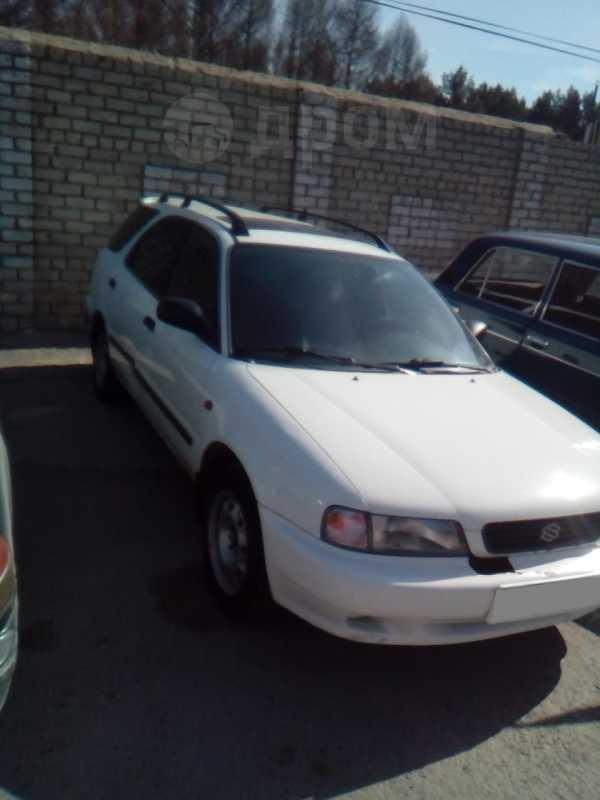 Suzuki Baleno, 1997 год, 135 000 руб.