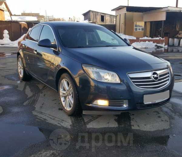 Opel Insignia, 2010 год, 777 000 руб.