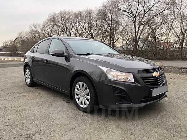 Chevrolet Cruze, 2015 год, 540 000 руб.