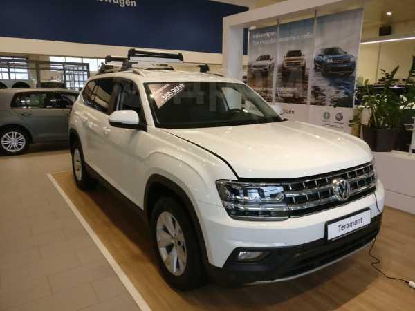 Volkswagen Teramont, 2019 год, 3 867 000 руб.