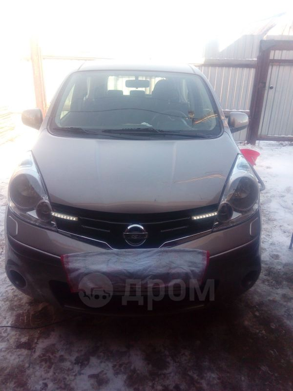 Nissan Note, 2011 год, 370 000 руб.