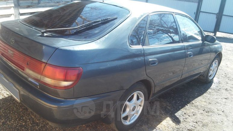 Toyota Corona SF, 1992 год, 130 000 руб.