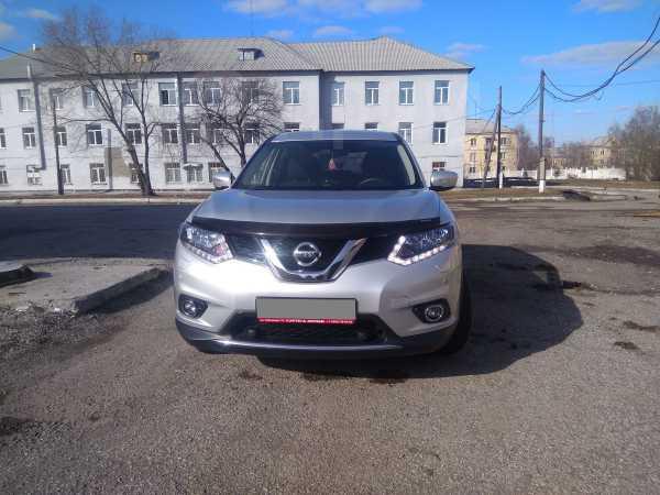 Nissan X-Trail, 2015 год, 1 155 000 руб.