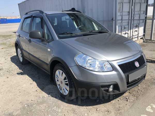 Fiat Sedici, 2008 год, 450 000 руб.