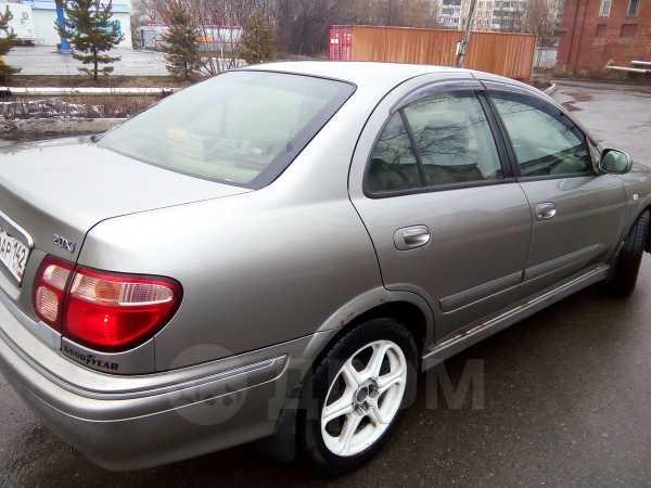 Nissan Bluebird Sylphy, 2001 год, 140 000 руб.