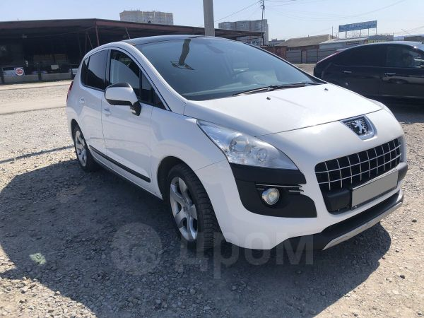 Peugeot 3008, 2012 год, 575 000 руб.