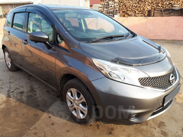 Nissan Note, 2015 год, 510 000 руб.