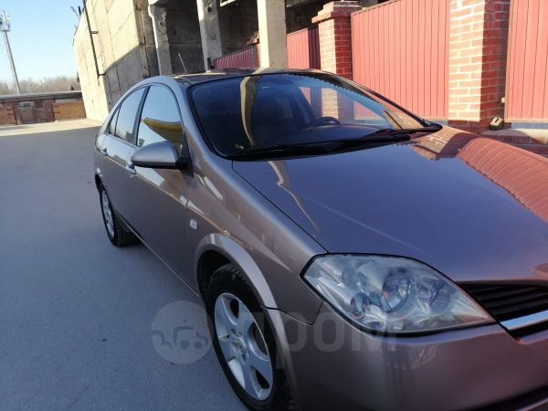 Nissan Primera, 2007 год, 385 000 руб.