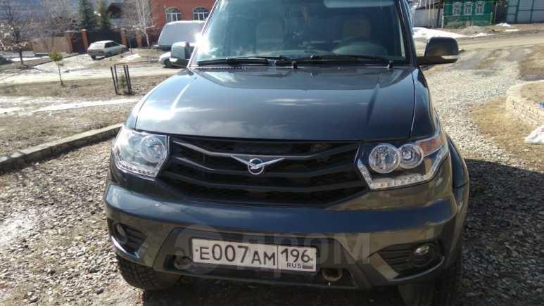УАЗ Патриот, 2015 год, 535 000 руб.