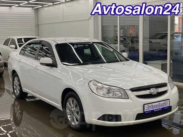 Chevrolet Epica, 2012 год, 449 999 руб.