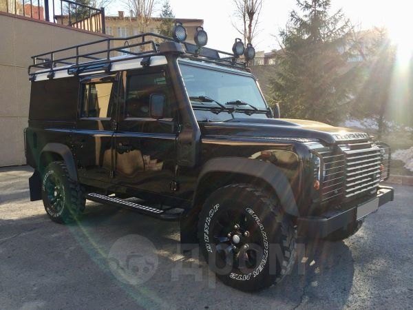 Land Rover Defender, 2012 год, 1 700 000 руб.