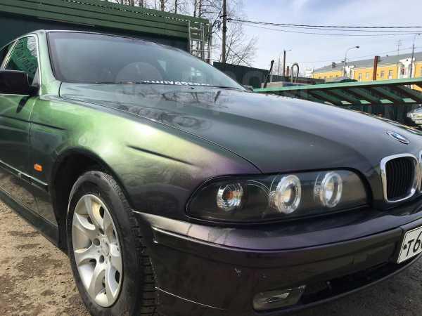 BMW 5-Series, 2001 год, 210 000 руб.
