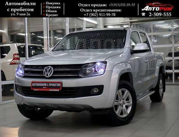 Volkswagen Amarok, 2013 год, 1 187 000 руб.